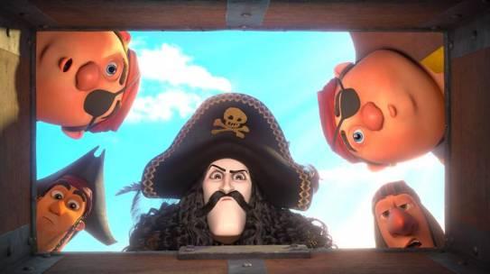 Przygody piratów, magiczny kamień i knowania niecnego czarownika